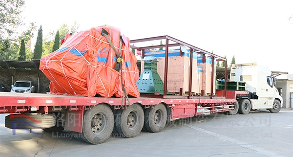 Crusher delivery