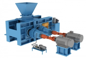 Use of roller mill