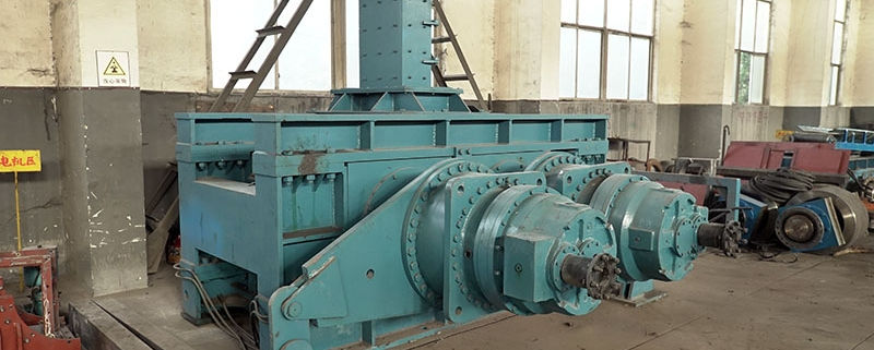 high pressure roll grinding process
