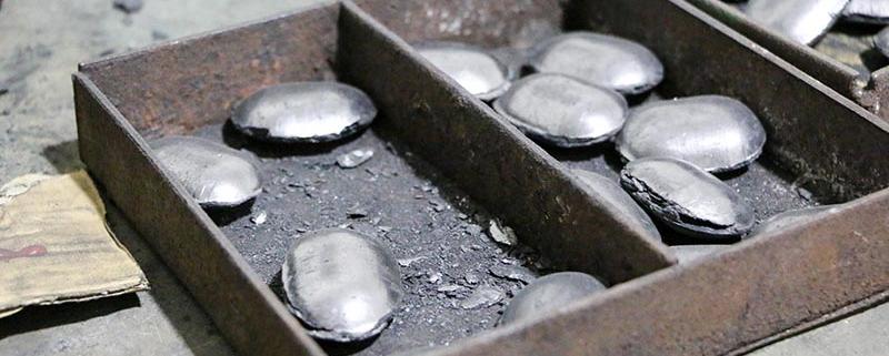 Cold pressed pellet