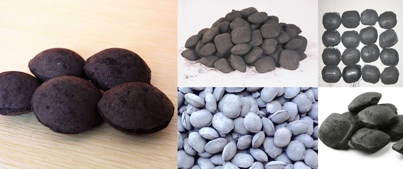 coal briquette