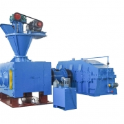 Briquetting Machine Structure