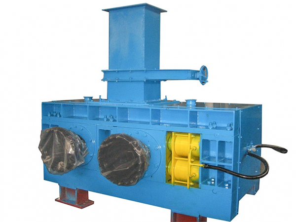 Medium-Pressure-Briquette-Machine