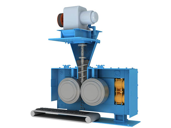Metal-briquette-machine